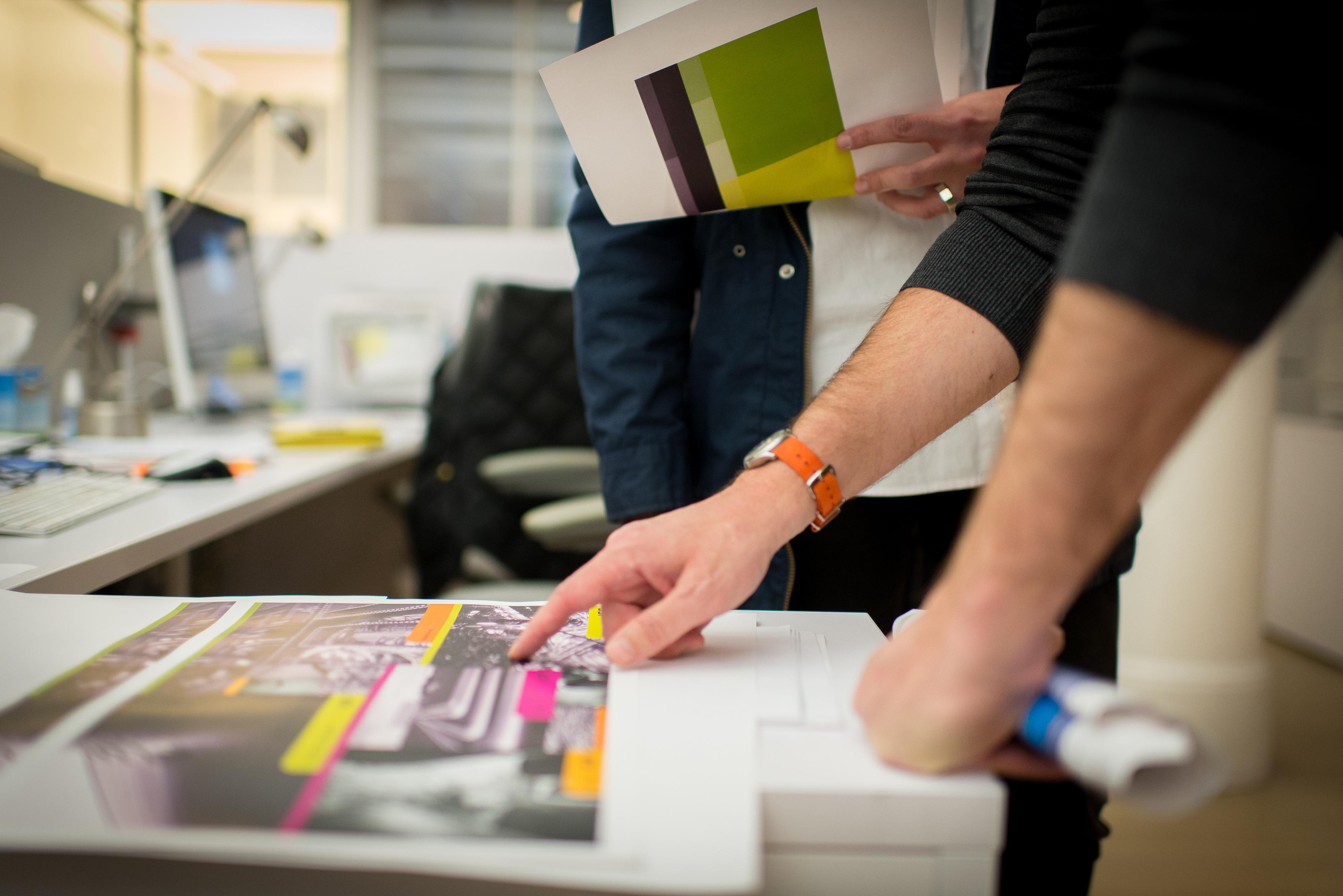Agence Studio Graphique Publicitaire Strasbourg et Paris