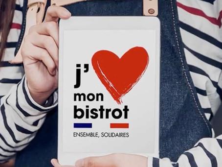 « J'aime mon bistrot » : la plateforme de soutien pour sauver nos bars et nos restos
