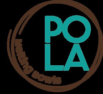 Pola Melting Bowls - Logo