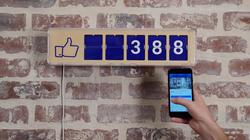 Compteur de like Facebook