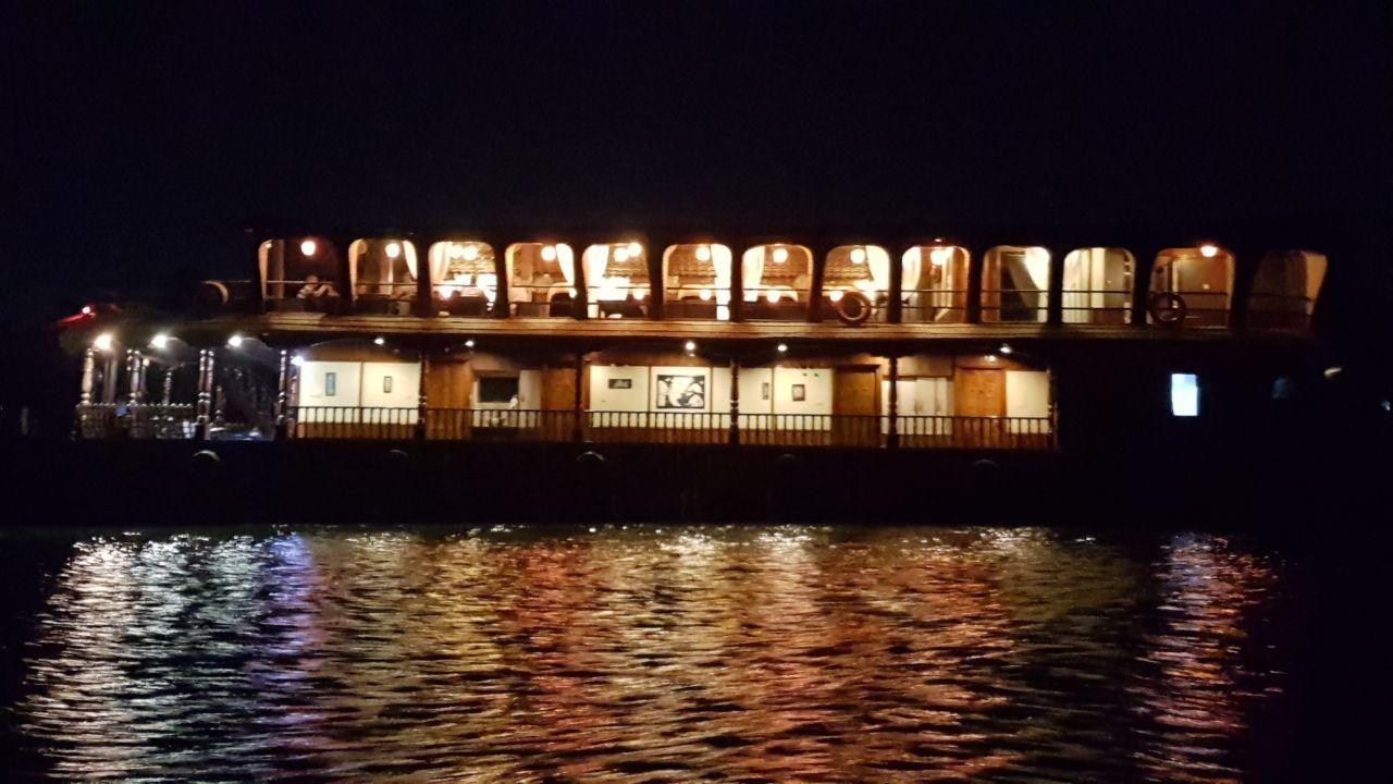 Barco De Festa