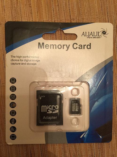 Memory Cards ( SD : Aljalil )