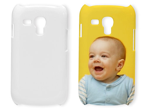 3D phone Cover with your Picture or Logo