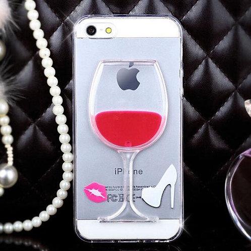 3D Liquid Water Phone Cases