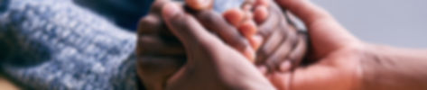 Long Term Care Planning in Orpington, Bromley, Sevenoaks and South East . Image people holding hands.