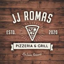 JJ Romas Pizza Logo