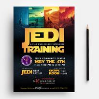 Jedi Training - Town of Essex