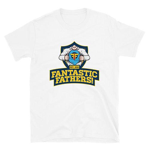 FF Logo Tee - White
