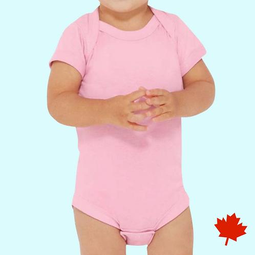 Infant Bodysuit   Rabbit Skins 4424