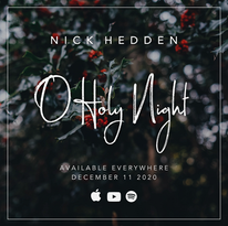 Nick Hedden Social Media Release