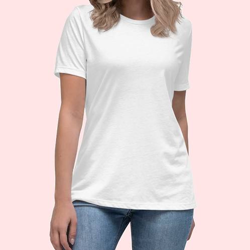 Women's Relaxed Tee   Bella + Canvas 6400