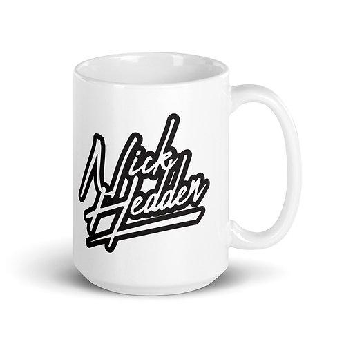 Nick Hedden 15 oz. Mug