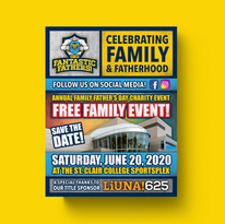 Fantastic Fathers Flyer