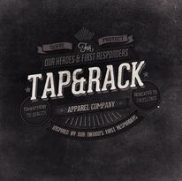 Tap & Rack Vintage Logo Mock