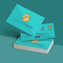 Frequent Flyers Business Cards