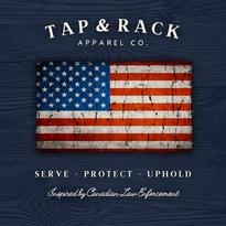 Tap & Rack US Flag