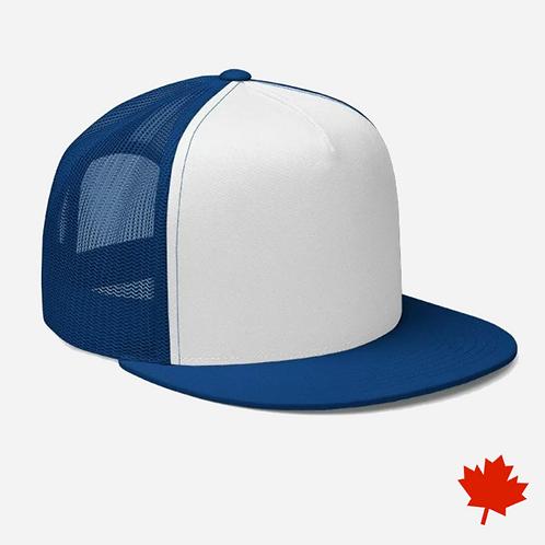 Flat-Bill Trucker Cap | YP6006