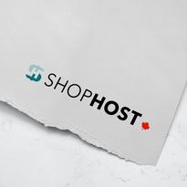 ShopHost Logo Mock