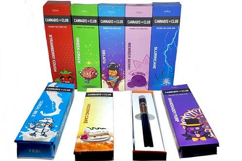 1000mg THC Vape Pens