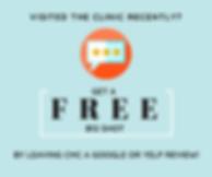 Free B12 shot w review.png