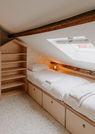 Extra slaapkamer Jolie Logie
