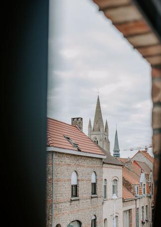 Uitzicht Nieuwpoort
