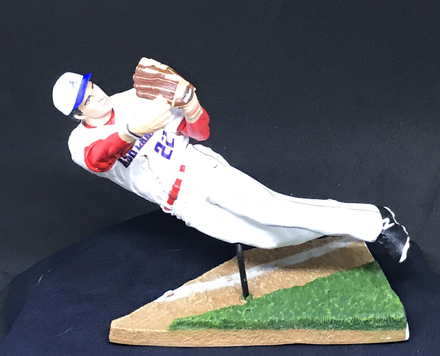 D'Avanzo custom sports figures 167