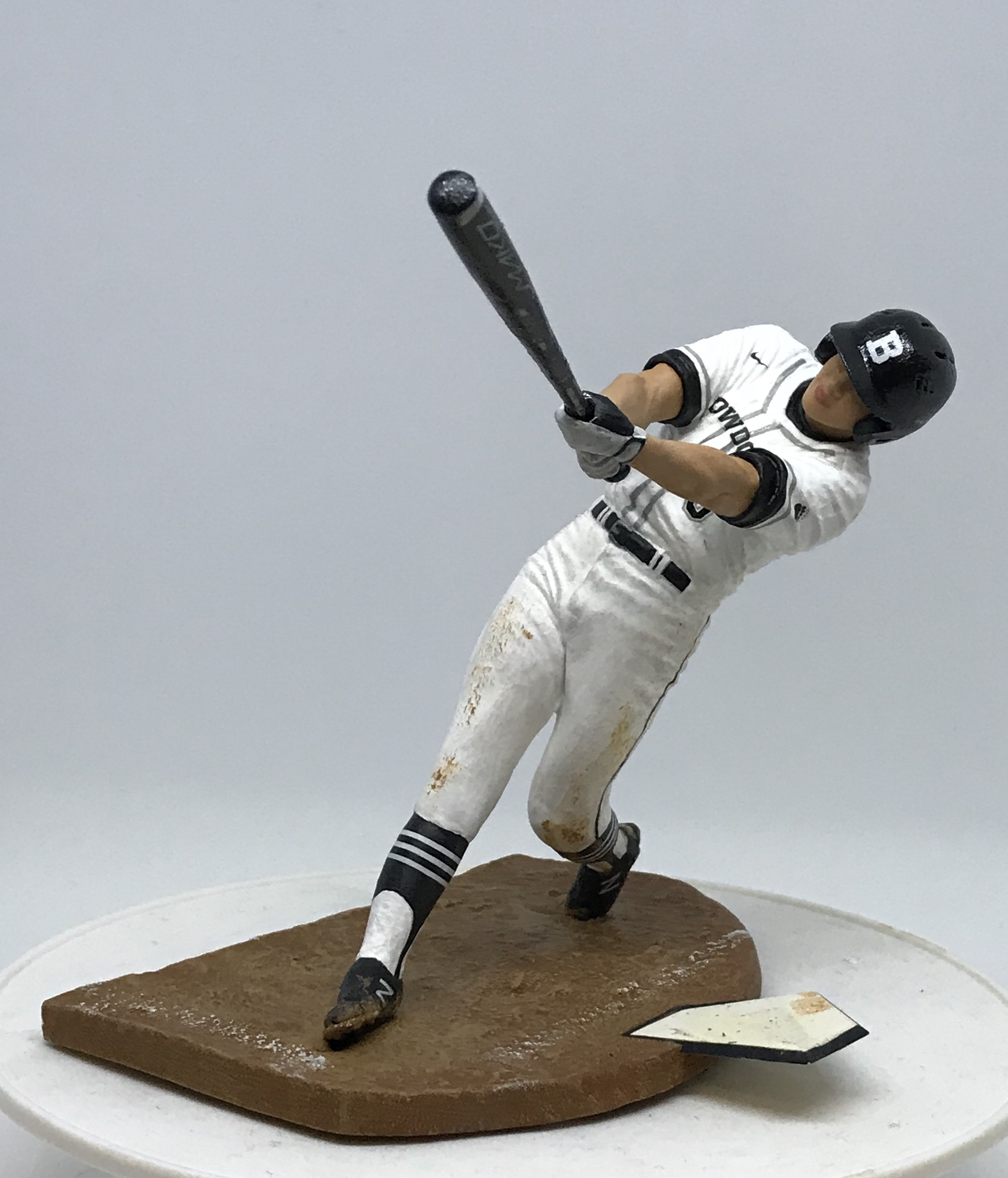 D'Avanzo custom sports figures 137