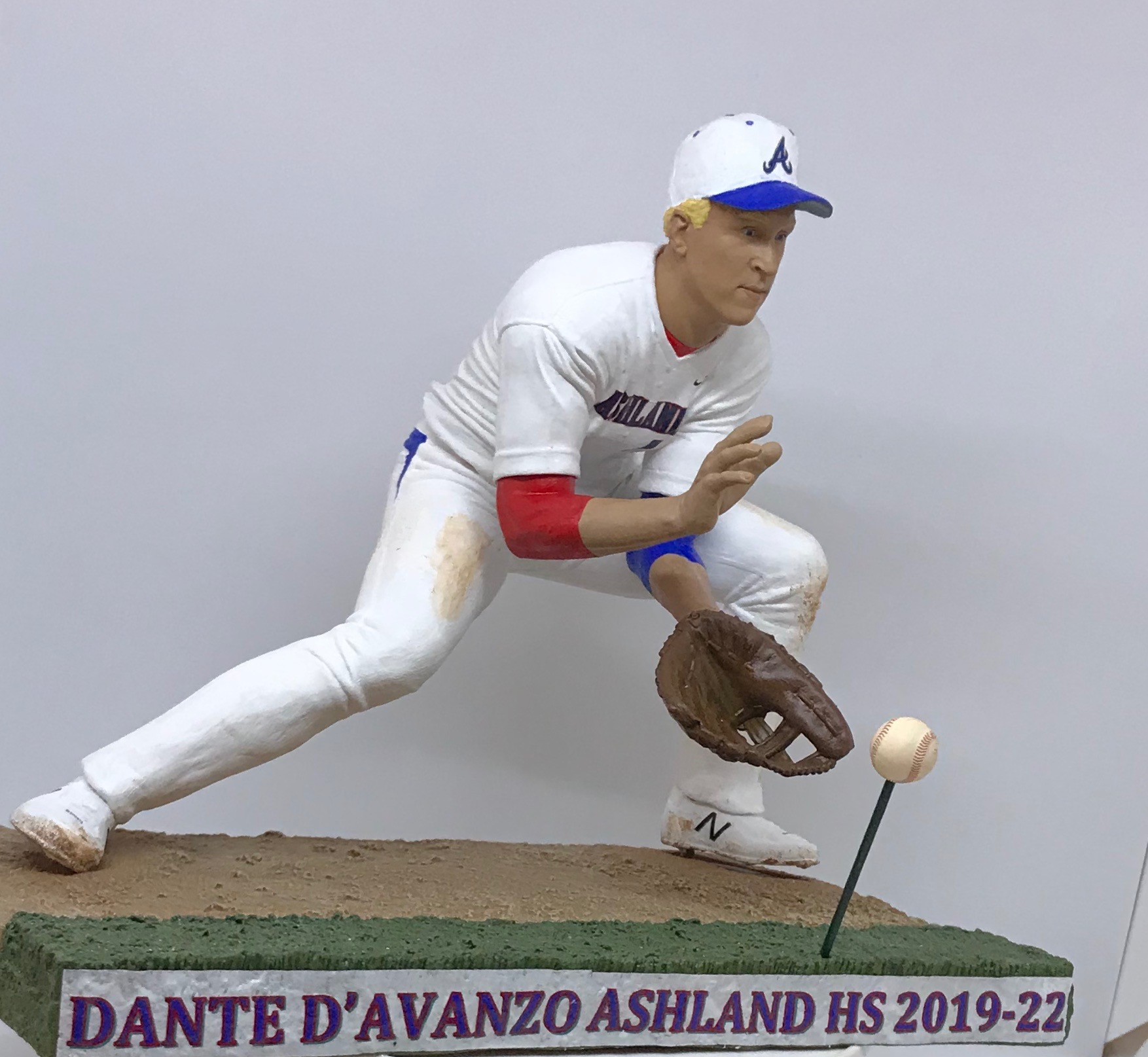 D'Avanzo custom sports figures 116