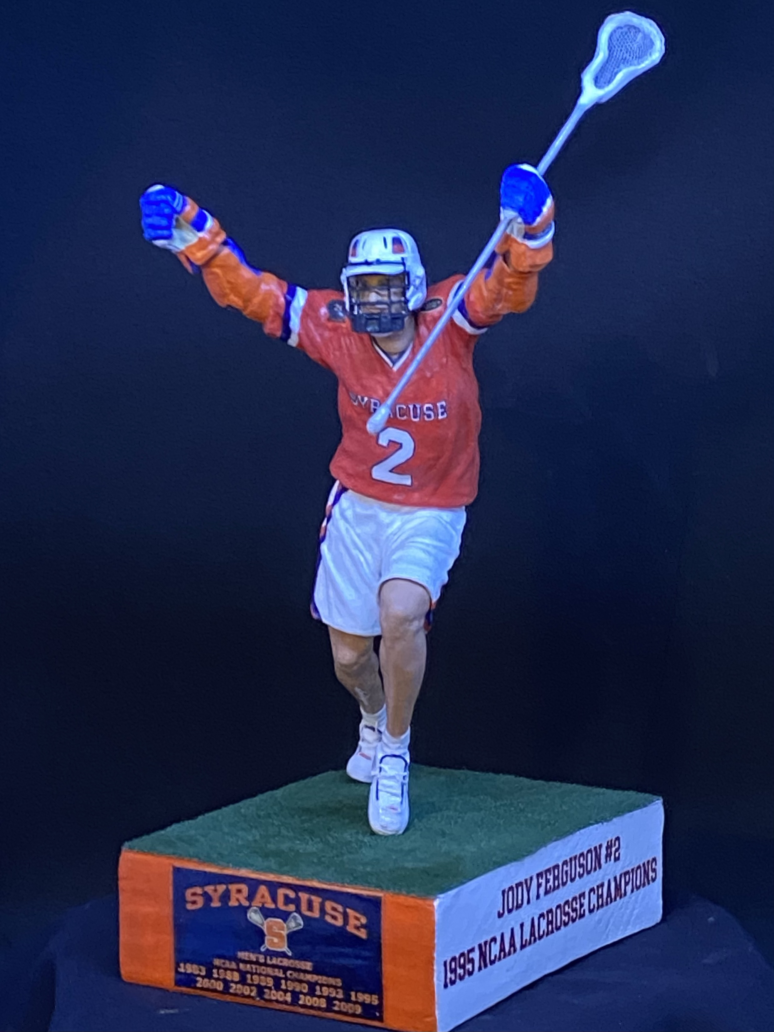 D'Avanzo custom sports figures 199