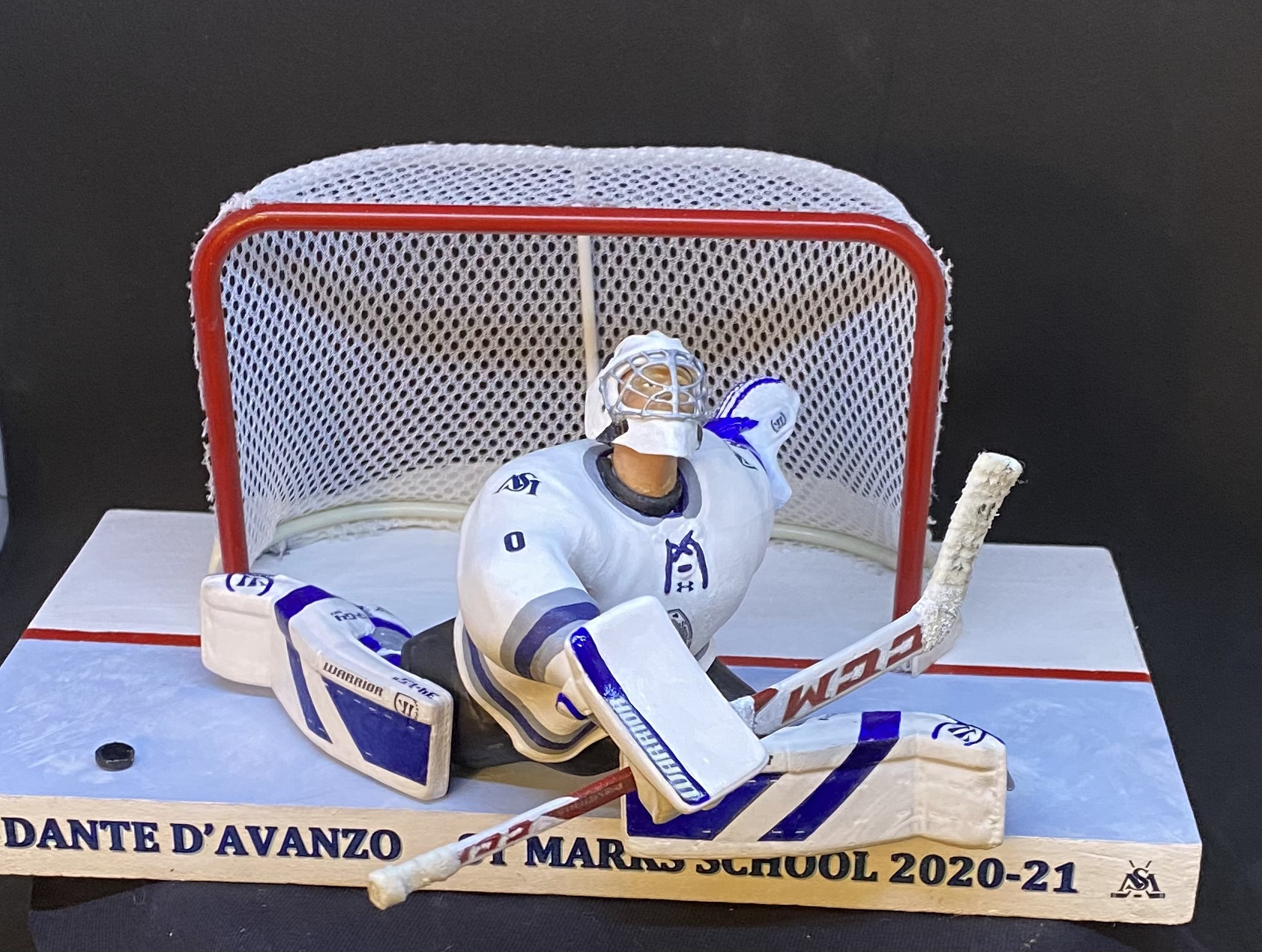 D'Avanzo custom sports figures 205