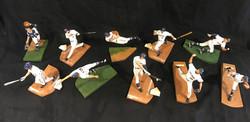 D'Avanzo custom sports figures 149-156