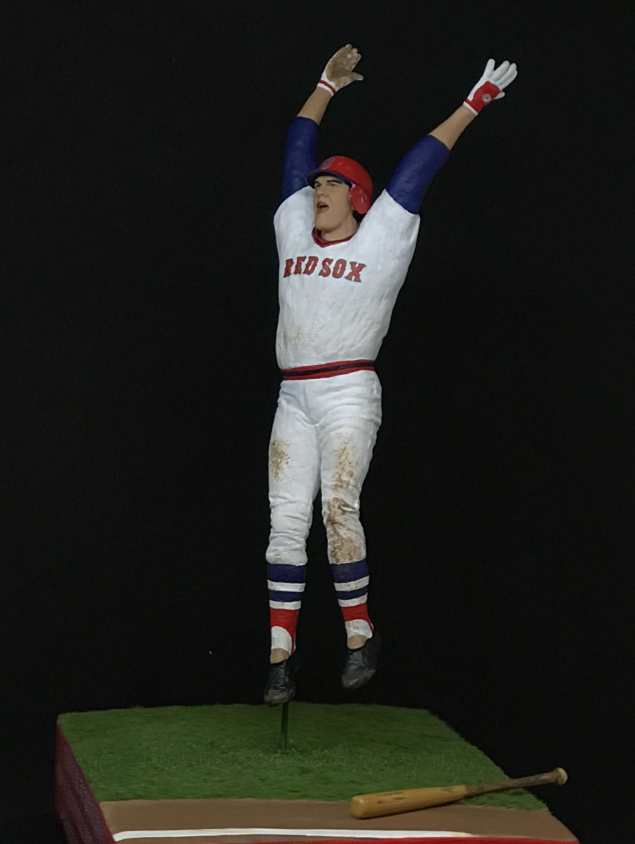 D'Avanzo custom sports figures 140