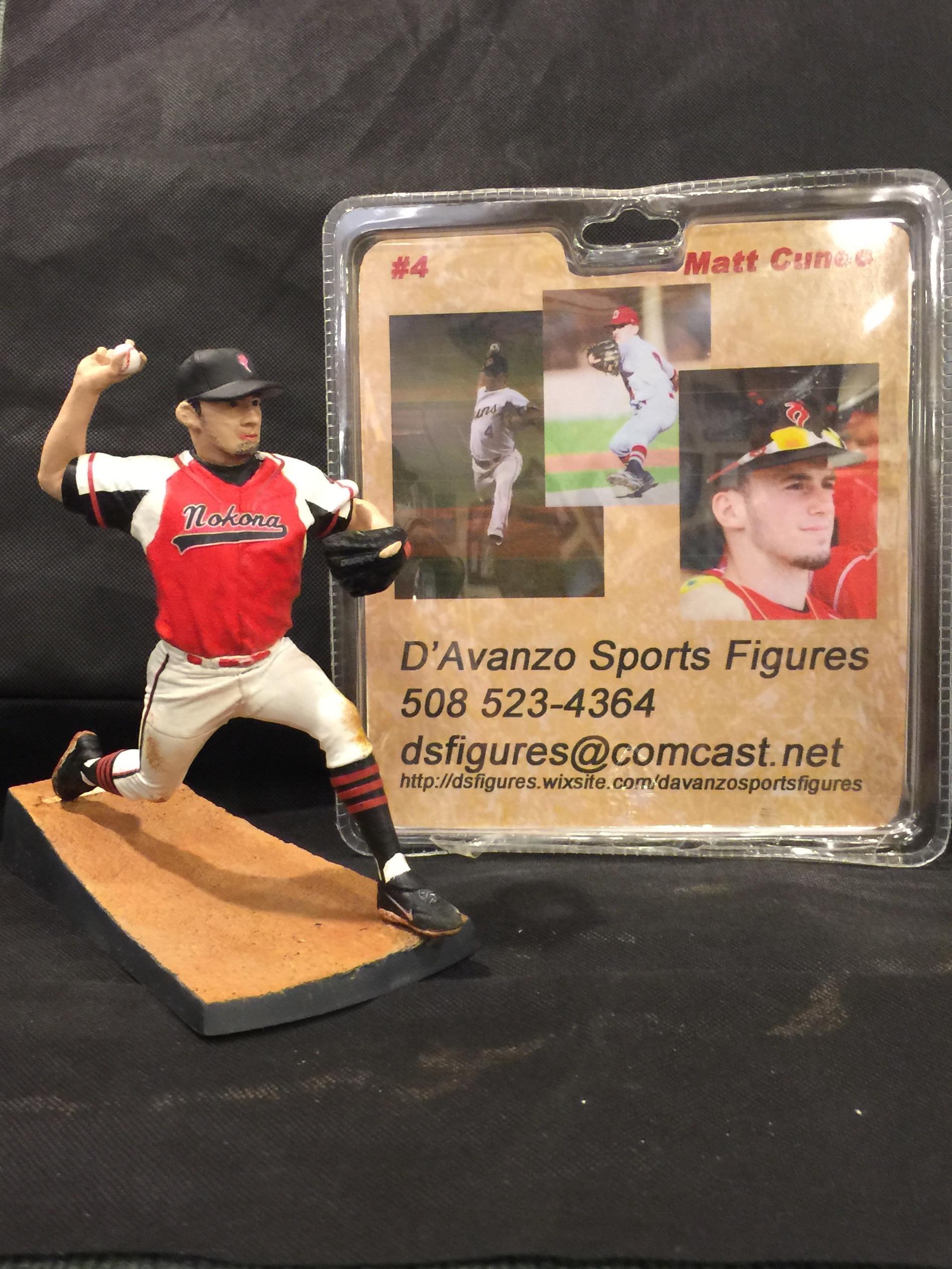 custom mcfarlane sports figures 8