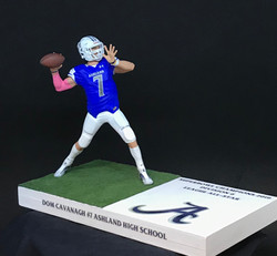 D'Avanzo custom sports figures 167