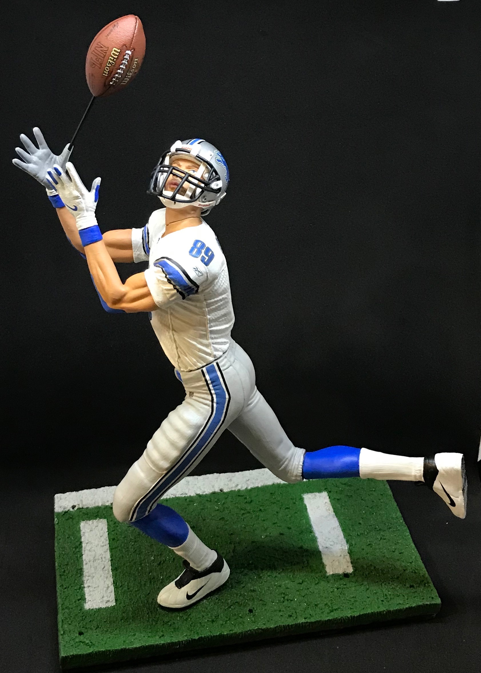 D'Avanzo custom sports figures 126