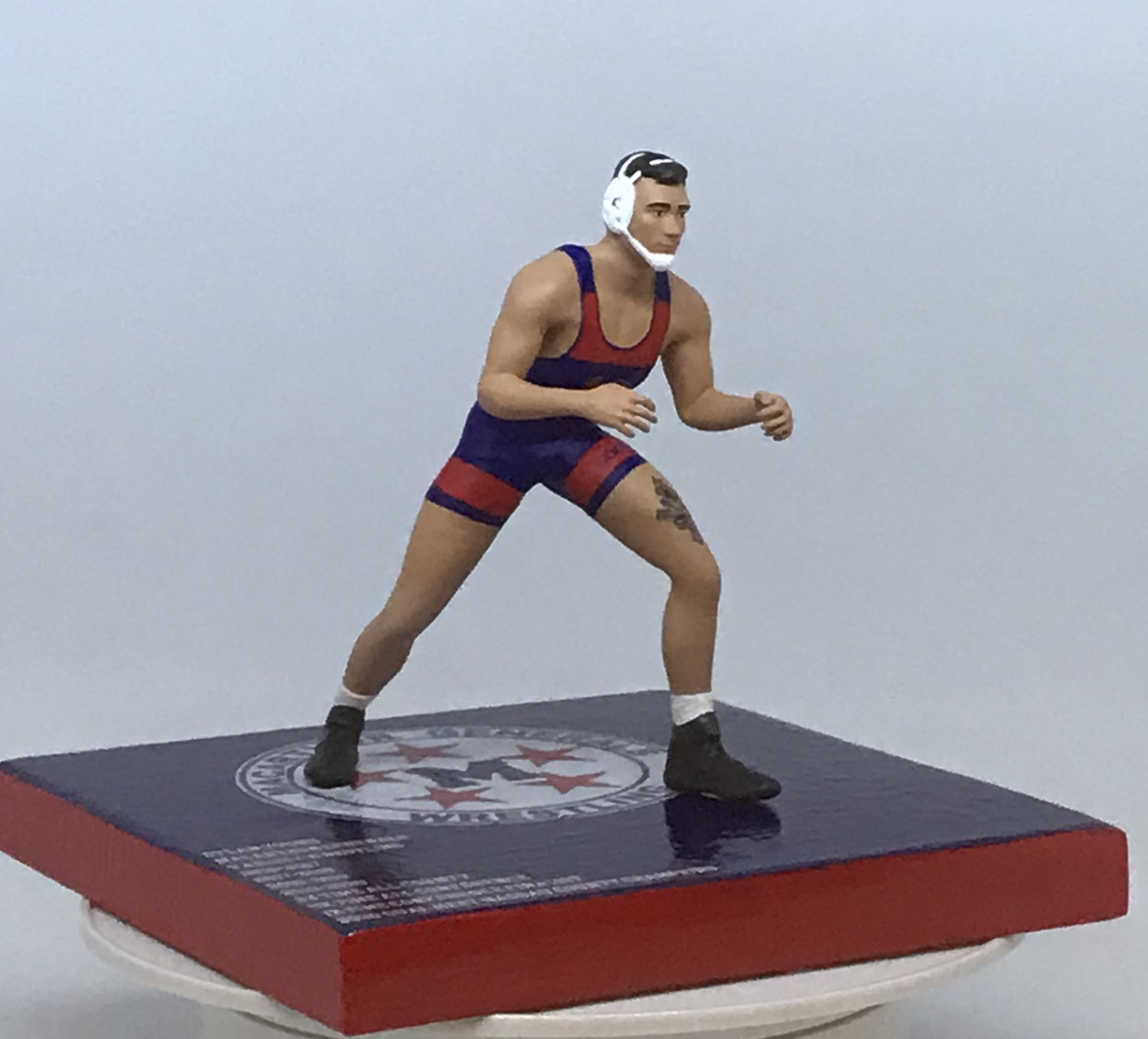 D'Avanzo custom sports figures 164