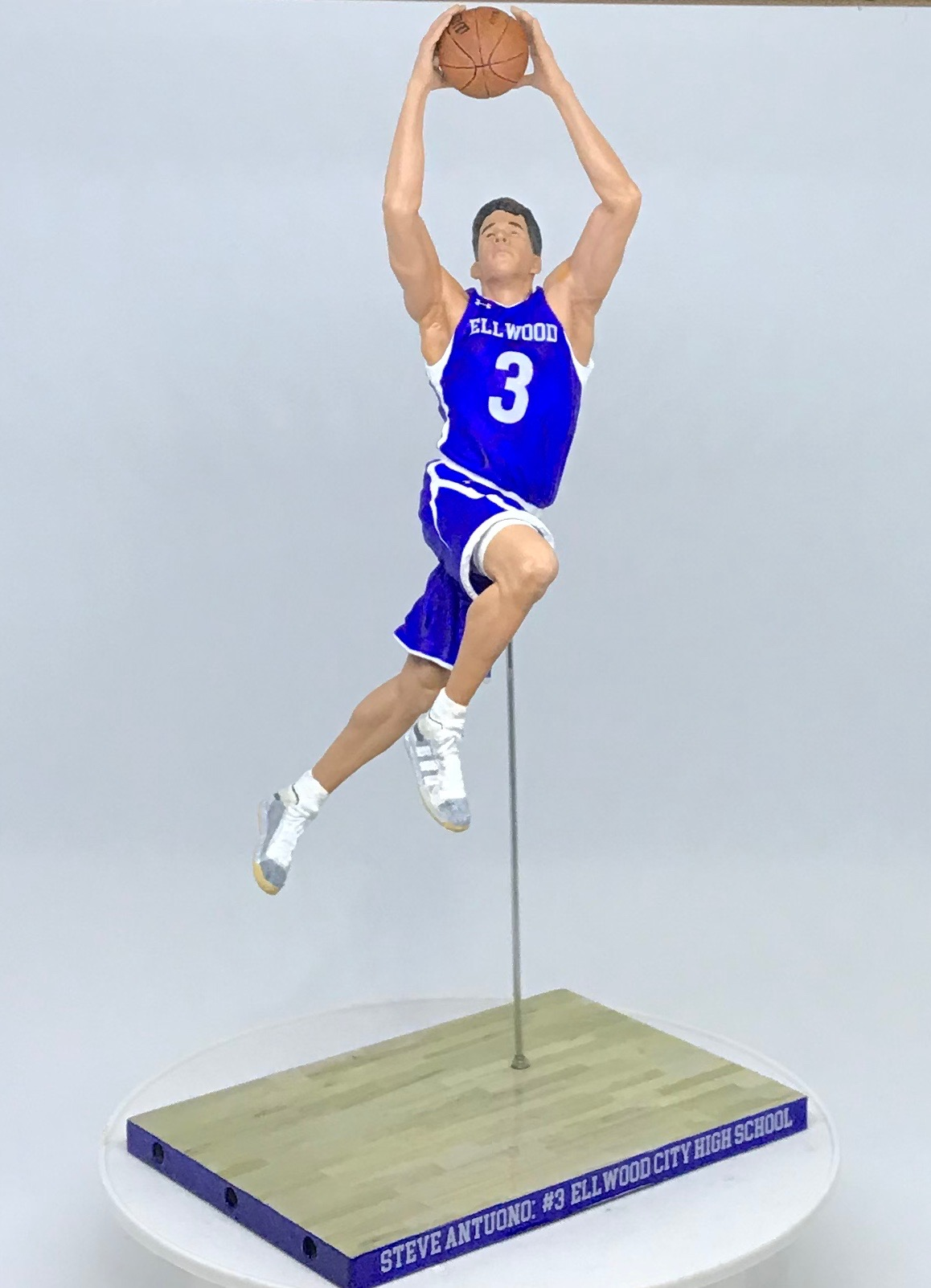 D'Avanzo custom sports figures 158