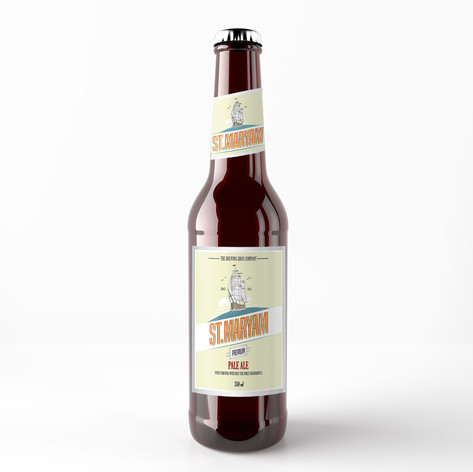 Graphics - St. Maryam Beer