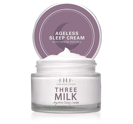 Three Milk Ageless Night Cream