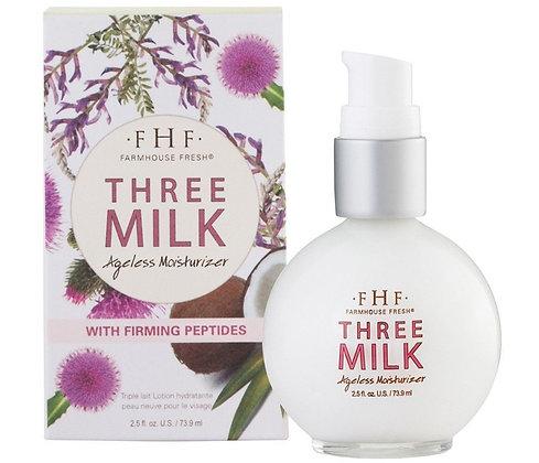 Three Milk Ageless Moisturizer