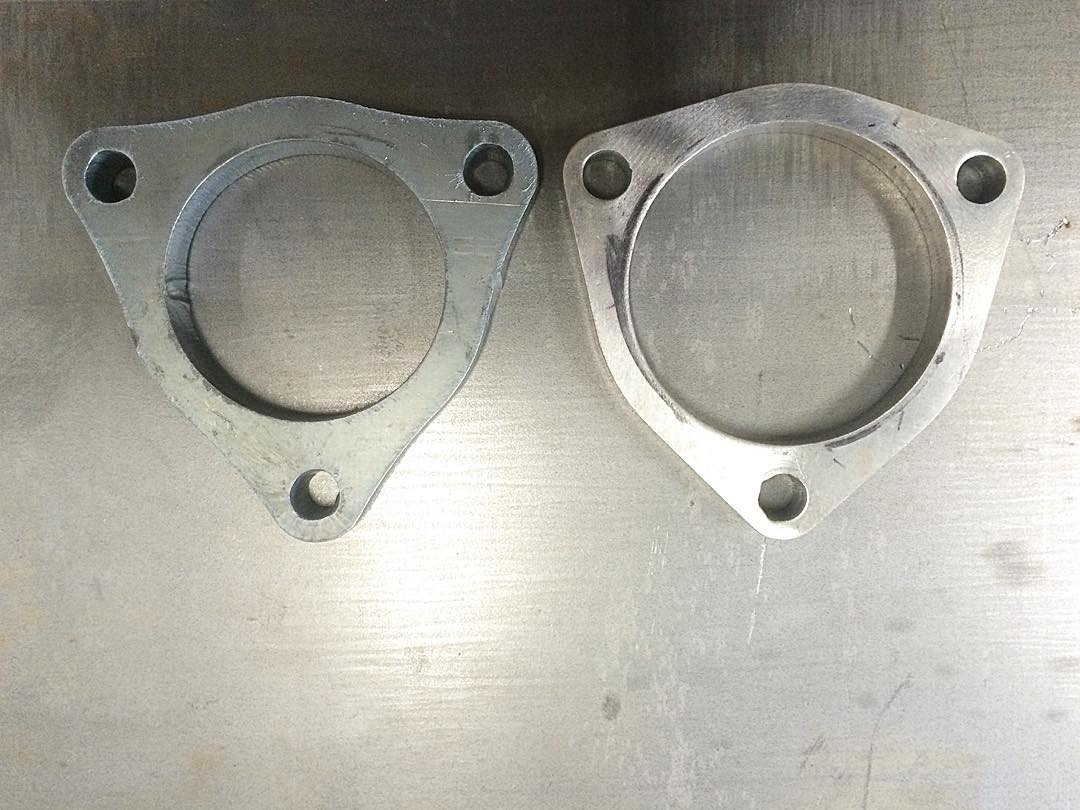 Exhaust Flange - 10mm