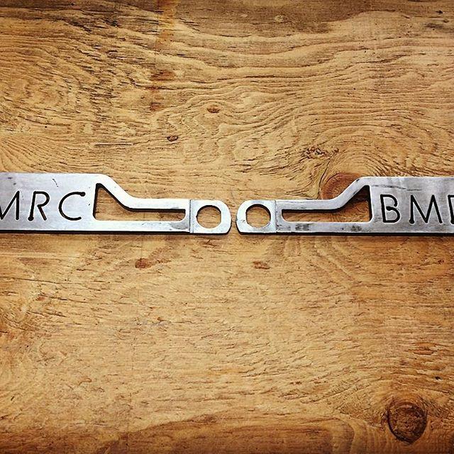 Brake Line Bracketry - 5 mm