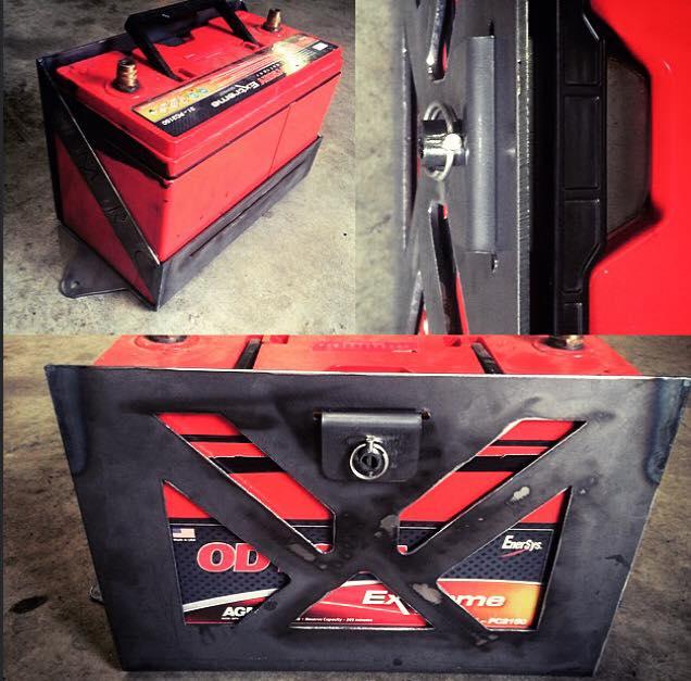 Odessy Battery Box