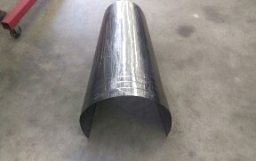 Rolled Tapered Tunnel