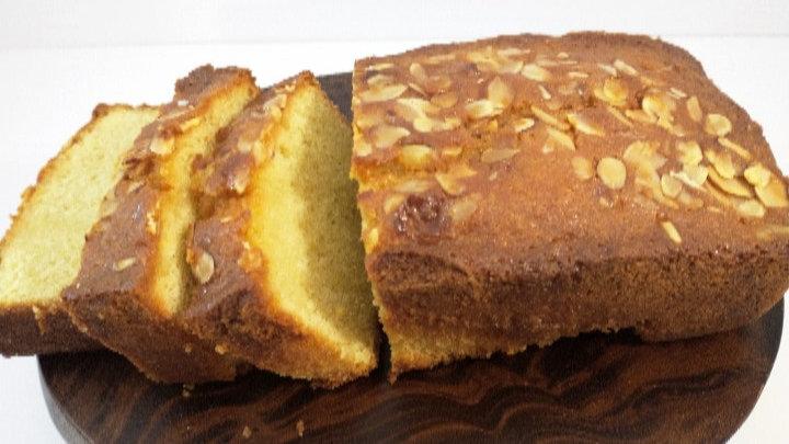 Lemon Almond Loaf