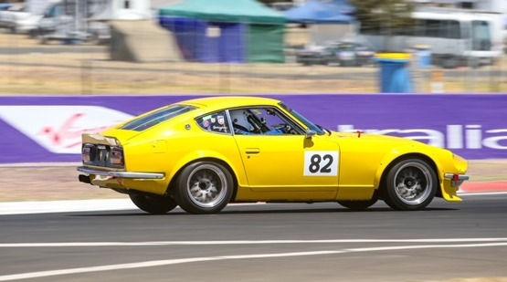 Antoni Gecsek Z car from Australia