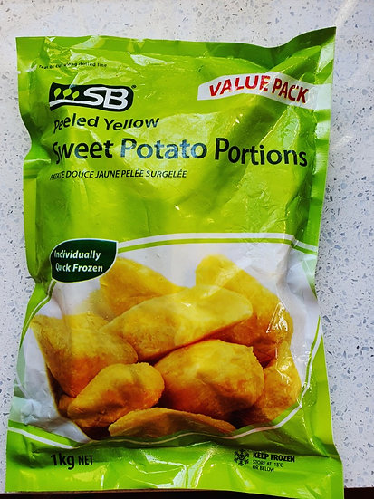 Sweet potato ( 고구마)