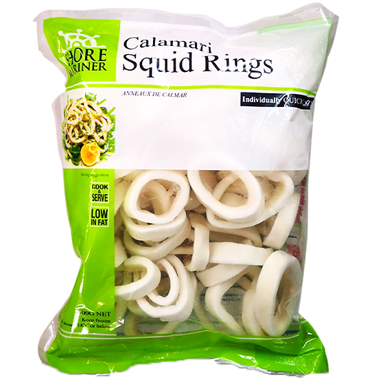 Squid Ring (Natural) 500g, 오징어링 500g