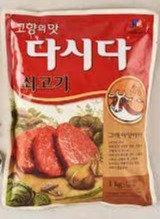Beef Stock Powder 1kg,소고기 다시다 1kg